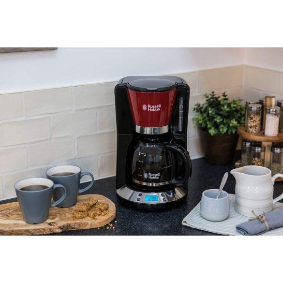Russell Hobbs 24031-56 Colours Plus+ piros kávéfőző