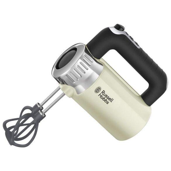 Russell Hobbs 25202-56 Retro krém kézi mixer