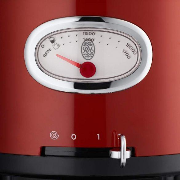 Russell Hobbs 25180-56 Retro piros konyhai robotgép