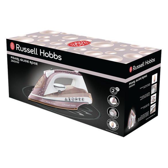 Russell Hobbs 23972-56 Pearl Glide Rose vasaló