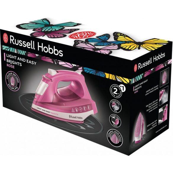 Russell Hobbs 25760-56 Light&Easy Brights Rose vasaló