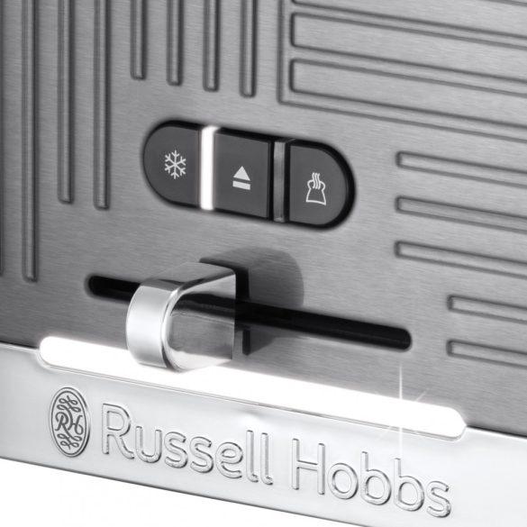 Russell Hobbs 25250-56 Geo Steel kenyérpirító