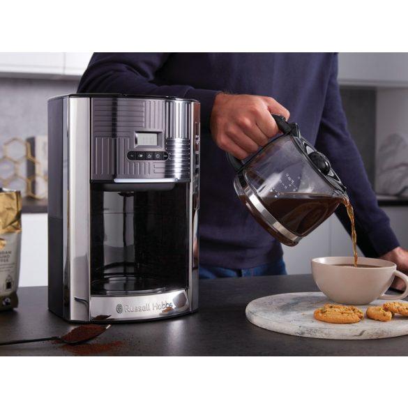 Russell Hobbs 25270-56 Geo Steel filteres kávéfőző