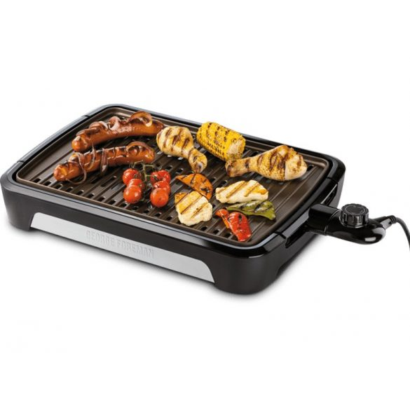 George Foreman 25850-56 Smokeless BBQ Grill