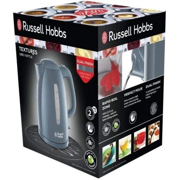 Russell Hobbs 21274-70 Textures szürke vízforraló